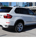 bmw x5 2013 white xdrive35i sport activity gasoline 6 cylinders all whee drive automatic 77002