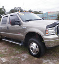 ford f 350 super duty 2006 gold lariat diesel 8 cylinders 4 wheel drive automatic with overdrive 32401