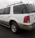 mercury mountaineer 2004 white suv convenience flex fuel 6 cylinders rear wheel drive automatic 32401