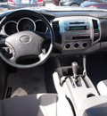 toyota tacoma 2008 silver prerunner v6 6 cylinders automatic with overdrive 77802