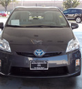 toyota prius 2010 gray iii hybrid 4 cylinders front wheel drive automatic 77477