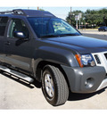 nissan xterra 2011 dk  gray suv x 6 cylinders automatic 78757