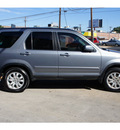 honda cr v 2006 gray suv special edition 4 cylinders automatic 78757