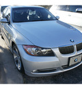 bmw 3 series 2008 silver sedan 335i 6 cylinders automatic 78729