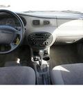 ford escort 1999 dk  green sedan se 4 cylinders automatic 77094