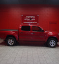 toyota tacoma 2009 red prerunner v6 gasoline 6 cylinders 2 wheel drive automatic 76116