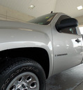 gmc sierra 1500 2007 silver pickup truck sle gasoline 8 cylinders rear wheel drive automatic with overdrive 77477