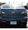 mazda mazda3 2011 blue sedan i sport gasoline 4 cylinders front wheel drive automatic 77074