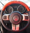 jeep grand cherokee 2012 black suv overland gasoline 6 cylinders 2 wheel drive automatic 76011