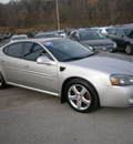 pontiac grand prix 2007 silver sedan gxp gasoline 8 cylinders front wheel drive automatic 13502