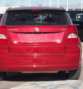 dodge caliber 2007 red hatchback sxt gasoline 4 cylinders front wheel drive automatic 79119