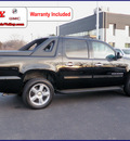 chevrolet avalanche 2011 black suv lt flex fuel 8 cylinders 4 wheel drive automatic 55124