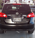 nissan rogue 2009 black suv sl gasoline 4 cylinders front wheel drive automatic with overdrive 77477