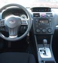 subaru impreza 2013 silver wagon 4 cylinders automatic 77090