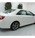 toyota camry 2012 white sedan se sport limited edition gasoline 4 cylinders front wheel drive automatic 91731