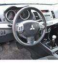 mitsubishi lancer sportback 2011 dk  red hatchback es sport gasoline 4 cylinders front wheel drive 5 speed manual 78233