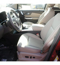 ford edge 2013 red sel gasoline 4 cylinders front wheel drive automatic 78644