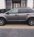 ford edge 2009 dk  gray suv se gasoline 6 cylinders front wheel drive automatic with overdrive 77802
