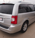 chrysler town and country 2011 silver van touring flex fuel 6 cylinders front wheel drive automatic with overdrive 77802