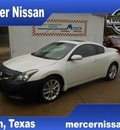 nissan sentra 2010 white sedan 2 0 gasoline 4 cylinders front wheel drive automatic 75901