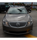 buick lacrosse 2010 brown sedan cxs 6 cylinders automatic 77338