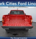 chevrolet silverado 1500 2011 red work truck 6 cylinders automatic 75235