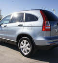 honda cr v 2011 silver suv se gasoline 4 cylinders all whee drive automatic 76137