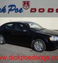 dodge avenger 2012 black sedan se 4 cylinders automatic 79925