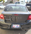 dodge avenger 2012 black sedan se 4 cylinders automatic 79925