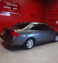 honda accord 2006 dk  gray sedan ex gasoline 4 cylinders front wheel drive automatic 76116