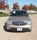 buick rainier 2007 beige suv cxl gasoline 6 cylinders all whee drive automatic 76108