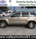 jeep grand cherokee 2006 dk  brown suv laredo 6 cylinders automatic 78501