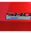 ford taurus 2011 red sedan sho gasoline 6 cylinders all whee drive automatic 79407