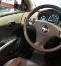 chevrolet malibu 2009 red sedan ltz gasoline 6 cylinders front wheel drive automatic 44060