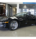 chevrolet corvette 2013 black z16 grand sport 8 cylinders not specified 77566