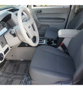 ford escape 2012 silver suv xls 4 cylinders automatic 78550