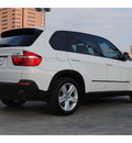 bmw x5 2010 white suv xdrive35d diesel 6 cylinders all whee drive automatic 77002