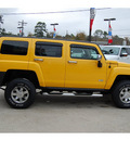hummer h3 2006 yellow suv gasoline 5 cylinders 4 wheel drive automatic with overdrive 77706