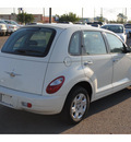 chrysler pt cruiser 2008 white wagon gasoline 4 cylinders front wheel drive automatic 78539