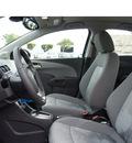 chevrolet sonic 2013 dk  gray sedan ls auto gasoline 4 cylinders front wheel drive automatic 33177