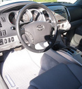 toyota tacoma 2009 white prerunner v6 gasoline 6 cylinders 2 wheel drive automatic 76011