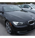 bmw 3 series 2009 black coupe 335i gasoline 6 cylinders rear wheel drive automatic 78729