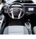 toyota prius c 2012 white hatchback four hybrid 4 cylinders front wheel drive automatic 78232