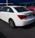 chevrolet cruze 2013 white sedan eco gasoline 4 cylinders front wheel drive automatic 76234