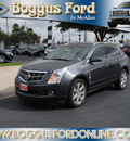 cadillac srx 2010 gray suv premium collection gasoline 6 cylinders front wheel drive 6 speed automatic 78501