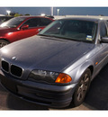 bmw 3 series 2000 blue sedan 323i gasoline 6 cylinders rear wheel drive automatic 78729