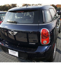 mini cooper countryman 2012 blue gasoline 4 cylinders front wheel drive 6 speed manual 78729