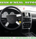 chrysler 300 2009 black sedan touring gasoline 6 cylinders rear wheel drive automatic 79110