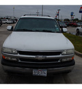chevrolet suburban 2001 white suv 1500 lt gasoline 8 cylinders rear wheel drive automatic 77090