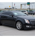 cadillac cts 2011 black coupe 3 6l performance gasoline 6 cylinders rear wheel drive automatic 77043
